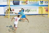 Turniej beach soccera przeniesiony