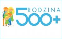Rodzina 500+, logo