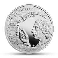 Mikołaj Kopernik na monecie
