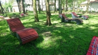 Nowy park przy ul. Fredry