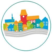 Spotkania z mieszkańcami, logo