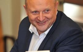 Nowy prezes związku łyżwiarskiego z Torunia
