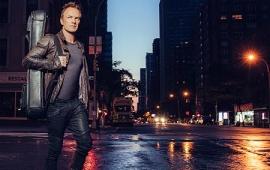 okładka najnowszej płyty Stinga