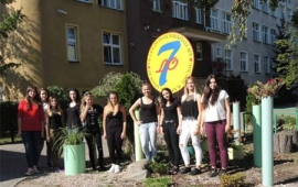 25-lecie VII LO w Toruniu